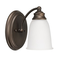 Capital Lighting Capital Vanities Burnished Bronze Sconce