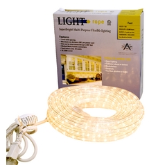 American Lighting 30-foot Premium Grade Rope Light Kit 018-0005