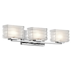 Kichler Lighting Bazely Bathroom Light