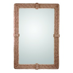 Rectangle 28-Inch Decorative Mirror by Kenroy Home