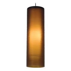 Borrego Antique Bronze Mini-Pendant Light by Tech Lighting