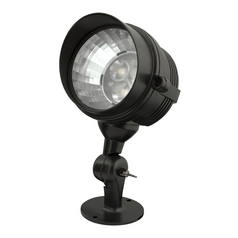 Progress LED Flood / Spot Light in Black Finish
