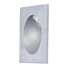 ET2 Alumilux LED Satin Aluminum LED Outdoor Wall Light
