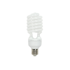 65-Watt Cool White Compact Fluorescent Light Bulb