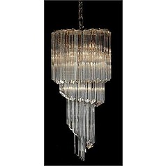 Crystorama Lighting Hot Deal Polished Brass Pendant Light