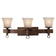 Kalco Lighting Americana Antique Copper Bathroom Light