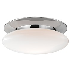 Irvington LED Flushmount Light - Polished Chrome