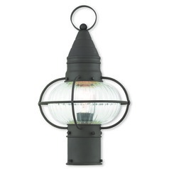 Livex Lighting Newburyport Bronze Post Light