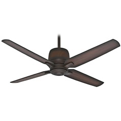 Casablanca Fan Aris Brushed Cocoa Ceiling Fan Without Light