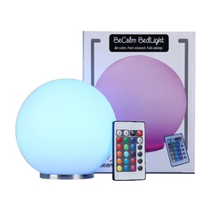 BeCalm BedLight Color Changing LED Accent Lamp