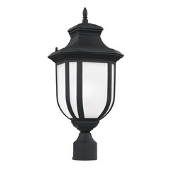 Sea Gull Childress Black Post Light