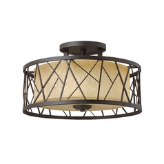 Hinkley Lighting Outdoor Hanging Light in Sienna Finish 2172SN