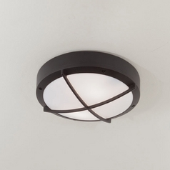 Norwell Lighting Port Black Outdoor Wall Light