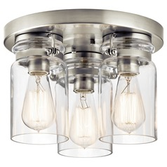 Kichler Lighting Brinley Flushmount Light