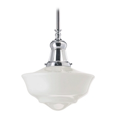 Quorum Lighting Chrome Pendant Light