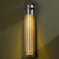 Hubbardton Forge Lighting Airis Bronze Outdoor Wall Light