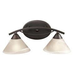 Elk Lighting Oil Rubbed Bronze Bathroom Light
