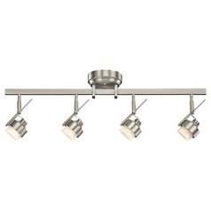 Kichler Modern LED Directional Spot Light in Brushed Nickel Finish