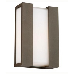 15-Inch Low Profile Modern Outdoor Wall Light