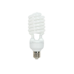 65-Watt Warm White Mogul Base Compact Fluorescent Light Bulb