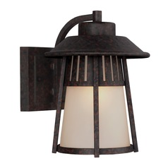 Sea Gull Lighting Hamilton Heights Oxford Bronze LED Outdoor Wall Light