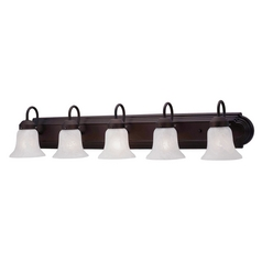 Livex Lighting Riviera Bronze Bathroom Light