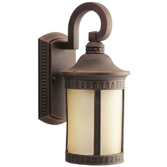 Kichler Outdoor Wall Light in Prairie Rock Finish
