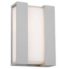 19-Inch Low Profile Modern Outdoor Wall Light