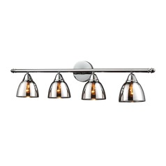 Elk Lighting Reflections Polished Chrome Bathroom Light