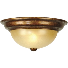 Dolan Designs 13-Inch Flushmount Ceiling Light Fixture 5372-60
