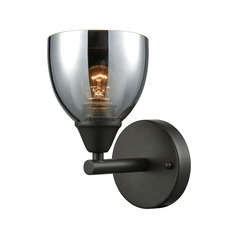 Elk Lighting Reflections Oil Rubbed Bronze Sconce