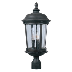 Maxim Lighting Dover Dc Bronze Post Light