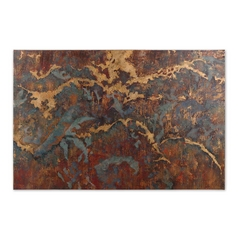 Wall Art in Bronze Finish