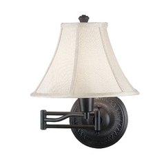 Swing Arm Lamp in Oil Rubbed Bronze Finish