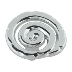 Atlas Homewares Modern Cabinet Knob in Polished Chrome Finish 140-CH