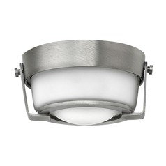 Hinkley Lighting Hathaway Antique Nickel LED Flushmount Light