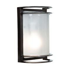 Access Lighting Nevis Bronze LED Outdoor Wall Light