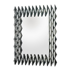 Geometric Wall Mirror