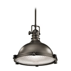 Kichler Lighting Hatteras Bay Olde Bronze Pendant Light