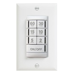 Lithonia Lighting Gloss Ivory Timer
