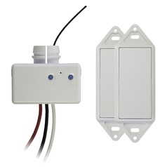 Wireless 3-Way Switch Kit White – Works Only with GoConex Basic Series