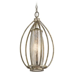 Kichler Lighting Savanna Pendant Light with Cylindrical Shade