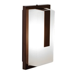 Access Lighting Neptune Bronze Outdoor Wall Light