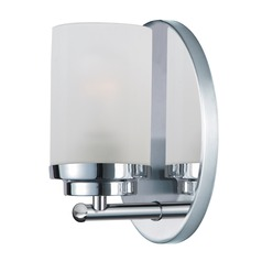Maxim Lighting Corona Chrome Sconce