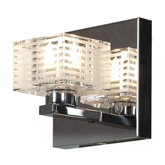 Access Lighting Sophie Chrome Sconce