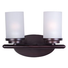 Maxim Lighting Corona Oil Rubbed Bronze Bathroom Light