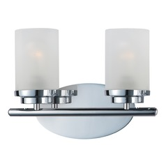 Maxim Lighting Corona Chrome Bathroom Light