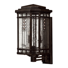 22-1/2-Inch Outdoor Wall Light