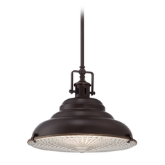 Pendant Light in Palladian Bronze Finish