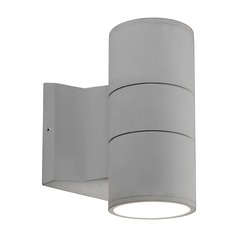 Kuzco Lighting Modern Grey LED Outdoor Wall Light 3000K 1560LM